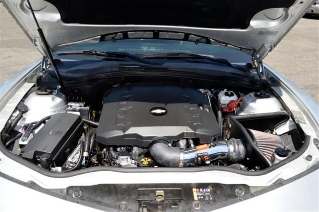 2015 Chevrolet Camaro 1LT Coupe
