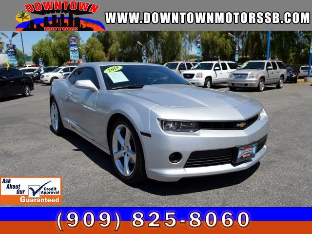 2015 Chevrolet Camaro 1LT Coupe