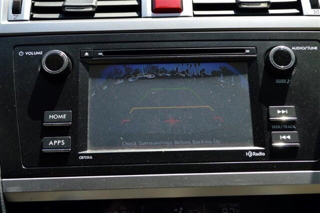 2016 Subaru Legacy 2.5 i