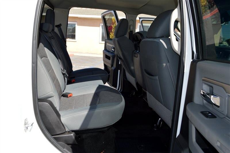 2014 RAM 1500 BIG HORN 4X4 CREW CAB
