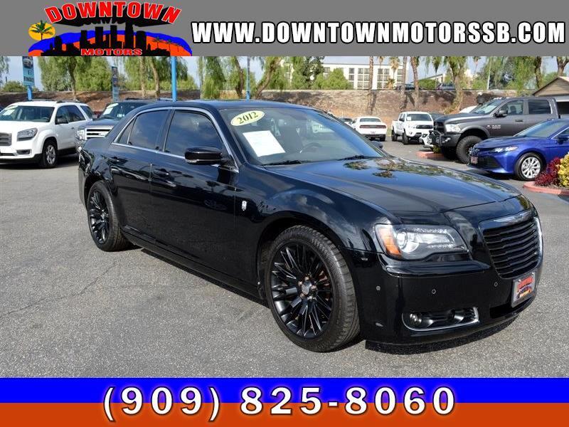 2012 Chrysler 300 4dr Sdn V8 Mopar 12 RWD