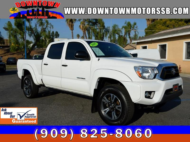2015 Toyota Tacoma PreRunner Double Cab Long Bed V6 5AT 2WD