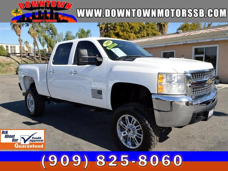 2009 Chevrolet Silverado 2500HD LT1 Crew Cab Long Box 2WD