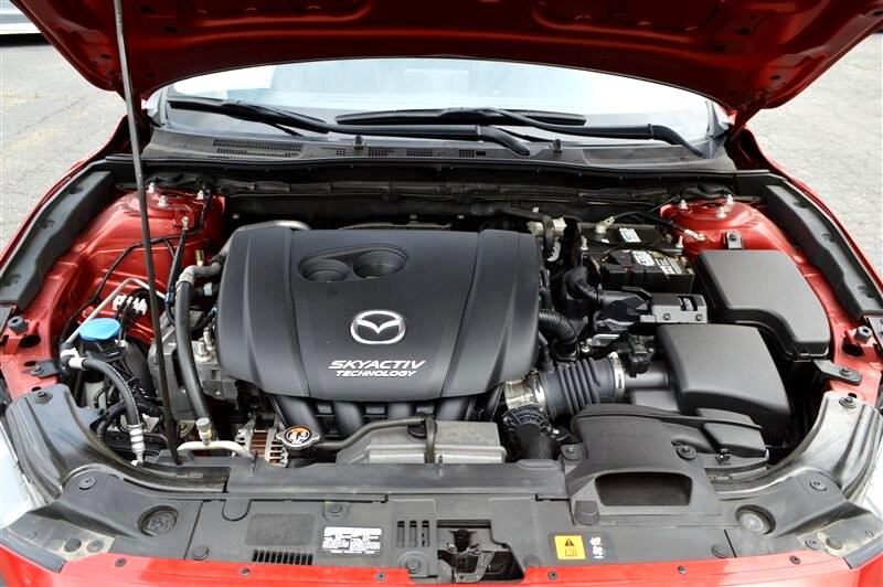 2017 Mazda MAZDA3 i Touring AT 5-Door