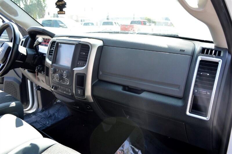 2013 RAM 2500 BIG HORN CREW CAB 2WD