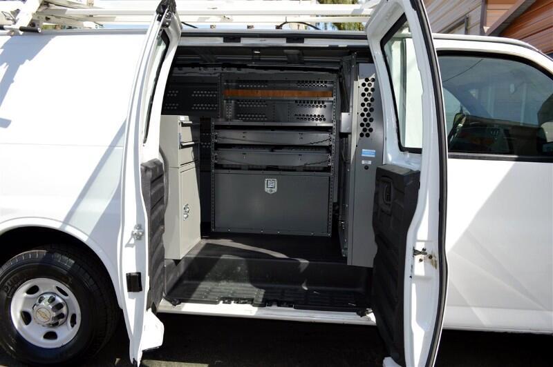 2012 Chevrolet Express 2500 EXPRESS CARGO CNG