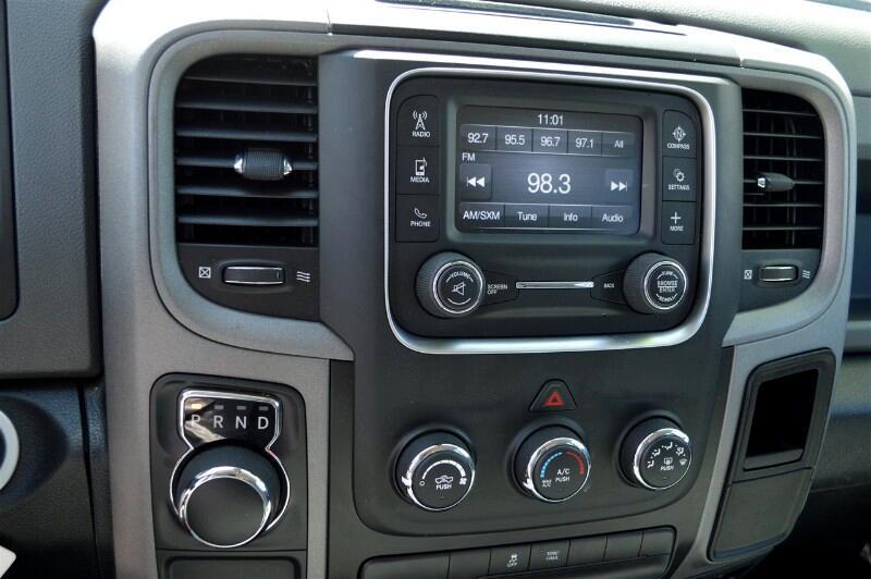 2017 RAM 1500 EXPRESS QUAD CAB 2WD