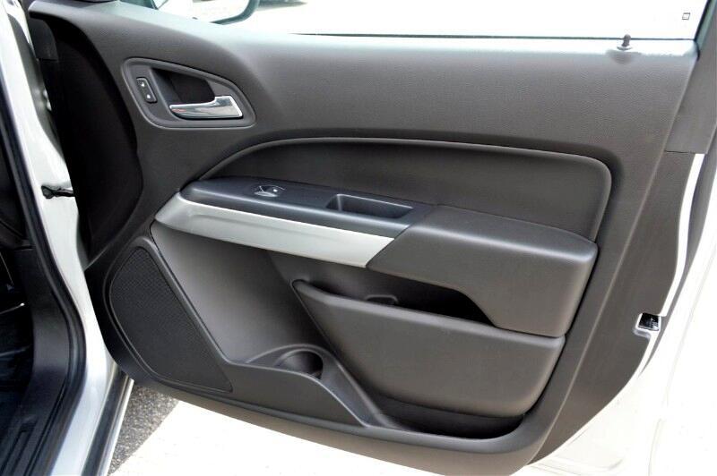 2017 Chevrolet Colorado LT Crew Cab 2WD Long Box