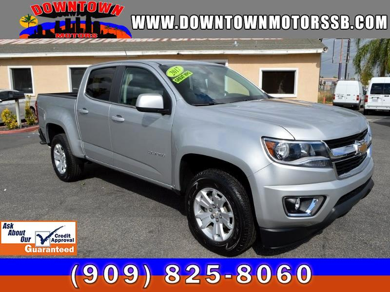 2017 Chevrolet Colorado LT Crew Cab 2WD Long Box