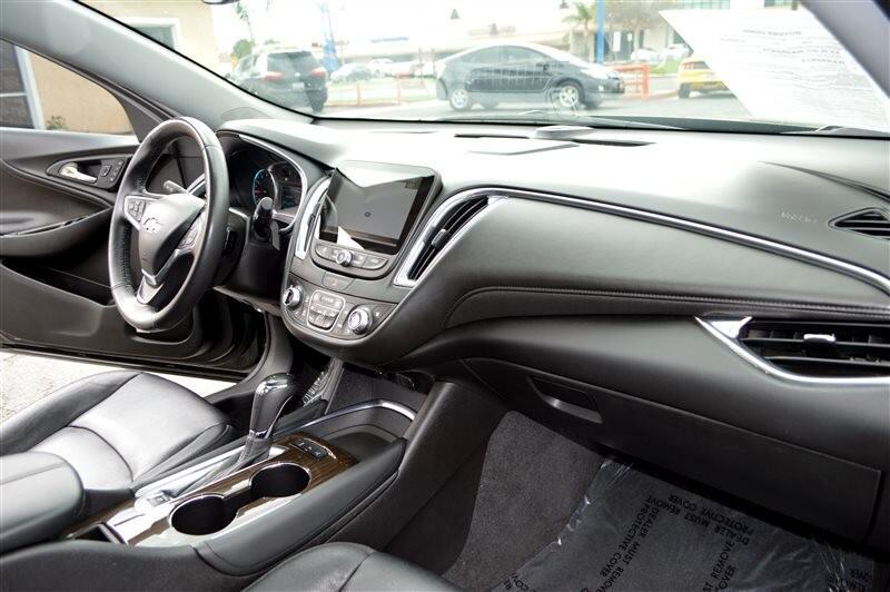2016 Chevrolet Malibu 2LZ