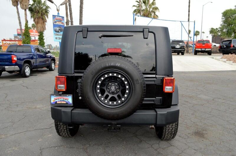 2009 Jeep Wrangler Unlimited Unlimited Rubicon
