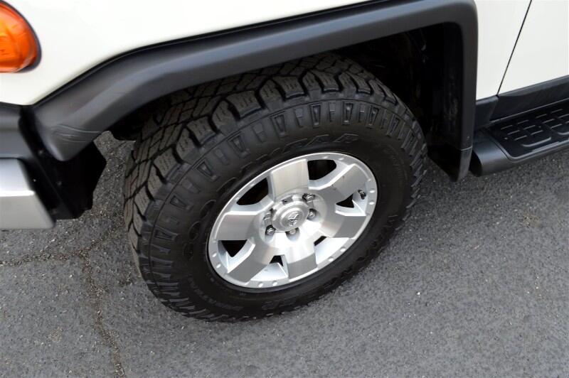 2010 Toyota FJ Cruiser 2WD