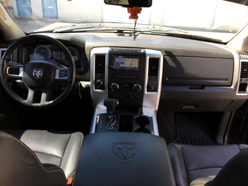 2011 RAM 1500 Sport Crew Cab 4WD