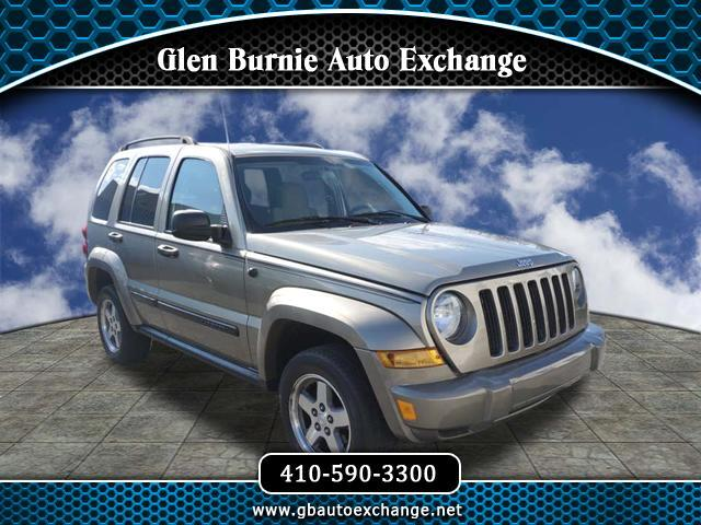 2005 Jeep Liberty Renegade 4WD