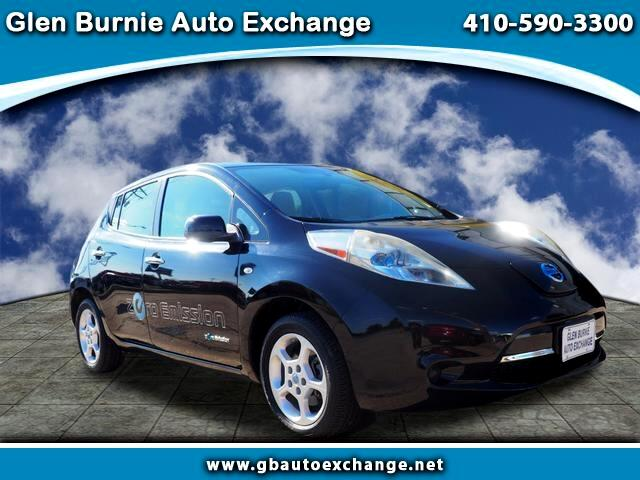 Nissan Leaf 4dr HB SV 2011