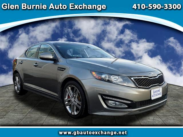 Kia Optima 4dr Sdn SX w/Limited Pkg 2013