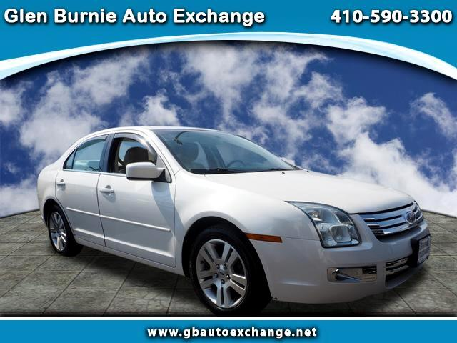 Ford Fusion 4dr Sdn I4 SEL FWD 2009