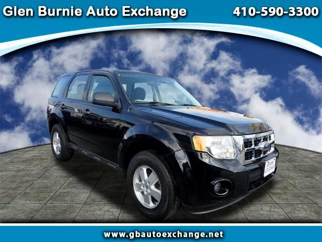 Ford Escape FWD 4dr XLS 2012