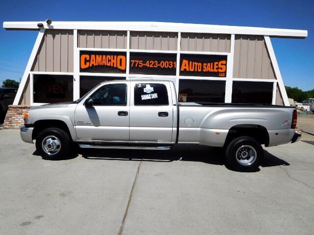 2004 GMC Sierra 3500 SLT Crew Cab 4WD