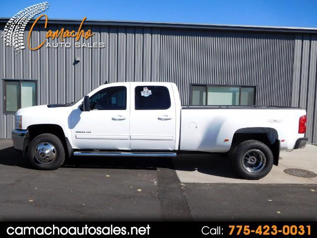 2011 Chevrolet Silverado 3500HD LTZ Crew Cab Long Box 4WD