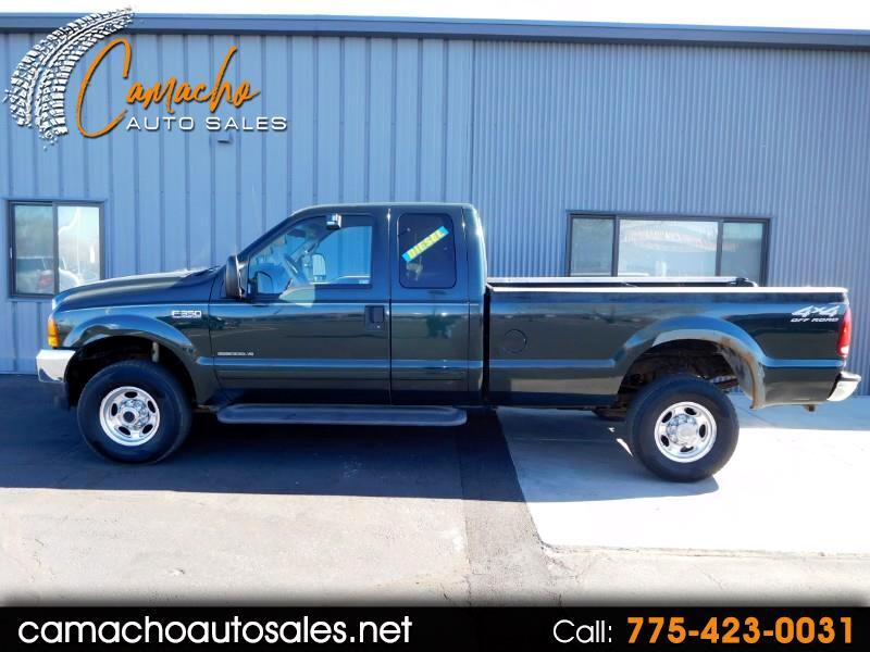 2001 Ford F-350 SD Lariat SuperCab Long Bed 4WD