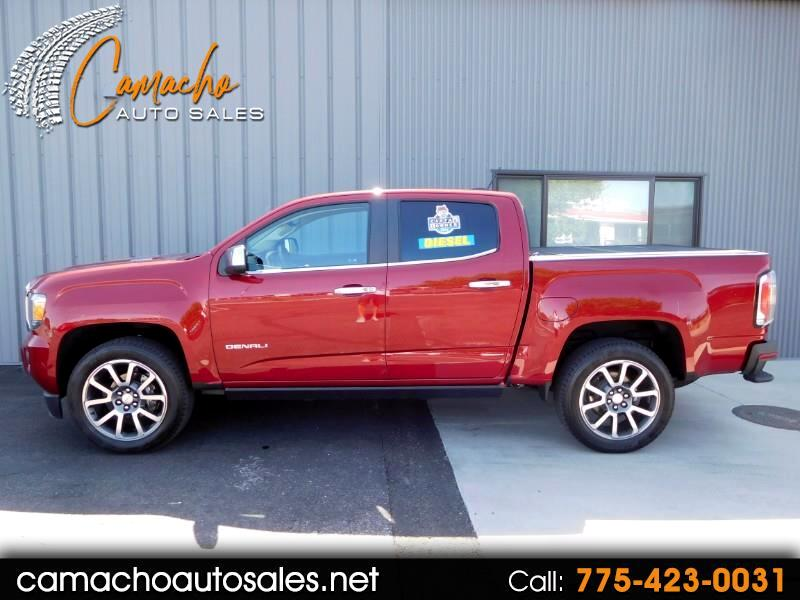 2019 GMC Canyon Denali Crew Cab 4WD Long Box