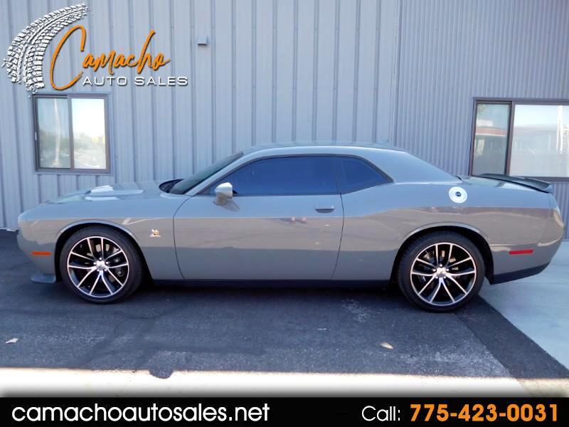 Dodge Challenger R/T SCAT Pack 2017