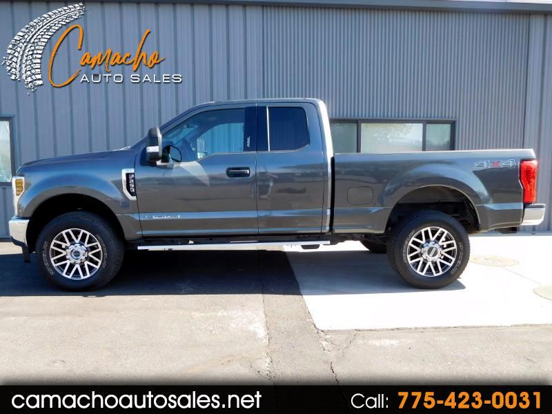 2018 Ford F-250 SD XLT SuperCab SWB 4WD
