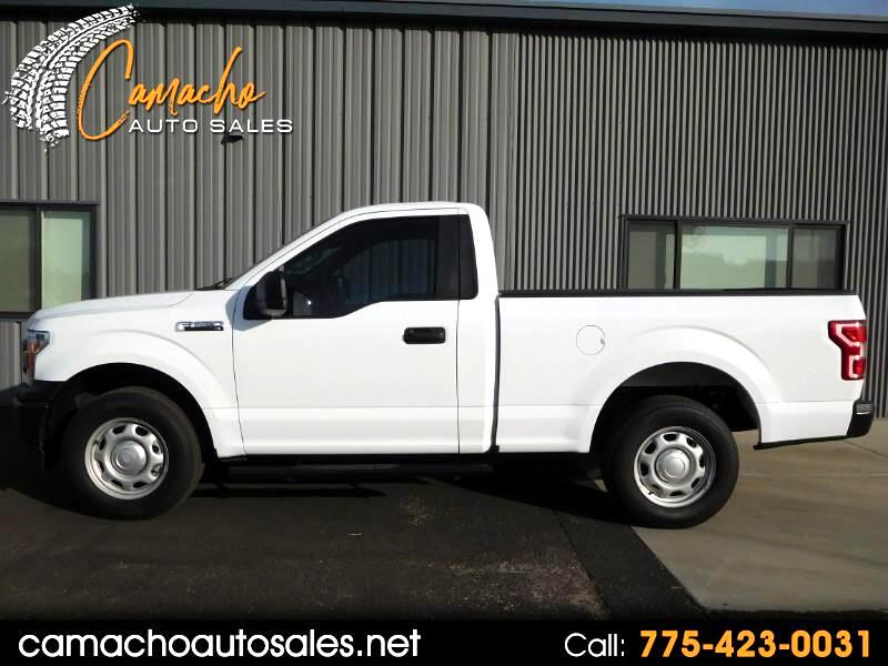 2018 Ford F-150 XL 6.5-ft. Bed 2WD