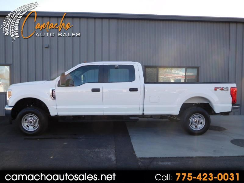 Ford F-250 SD XL Crew Cab Long Bed 4WD 2019
