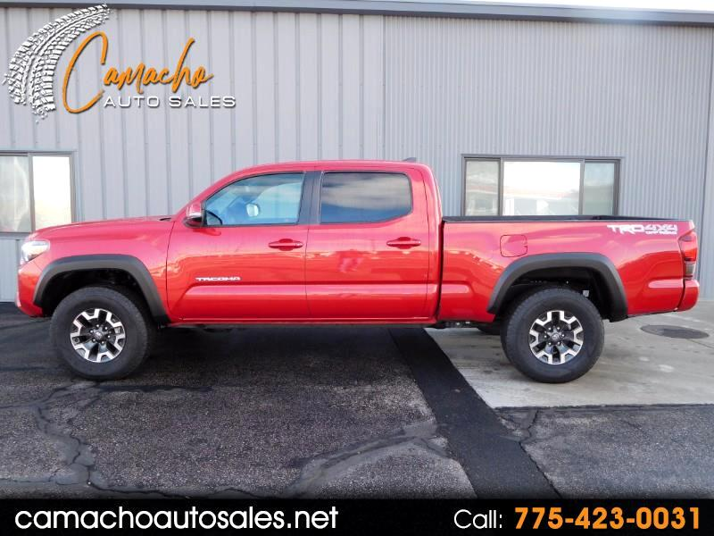 Toyota Tacoma SR5 Double Cab Super Long Bed V6 6AT 4WD 2019