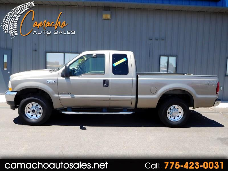 Ford F-250 SD XLT SuperCab 4WD 2002