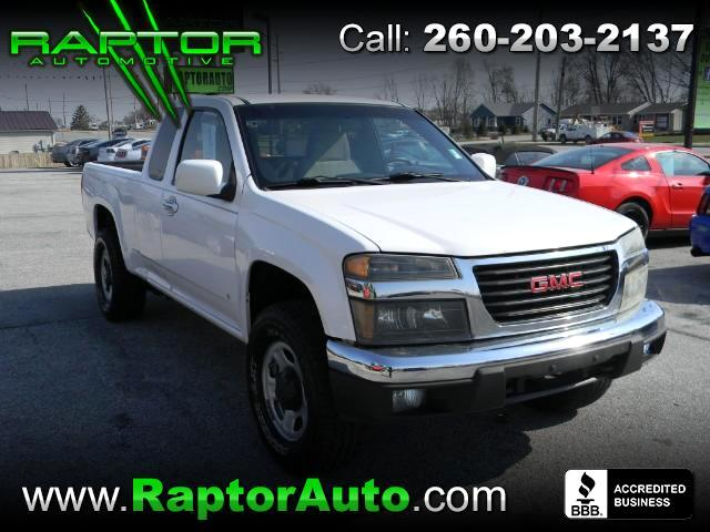 2009 GMC Canyon SLE-1 Ext. Cab 4WD