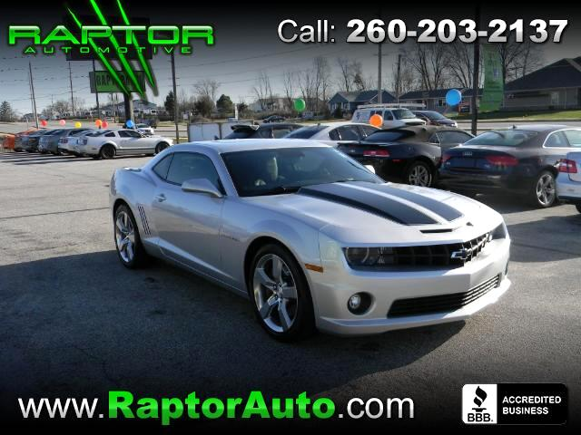 2011 Chevrolet Camaro 2dr Cpe SS w/2SS