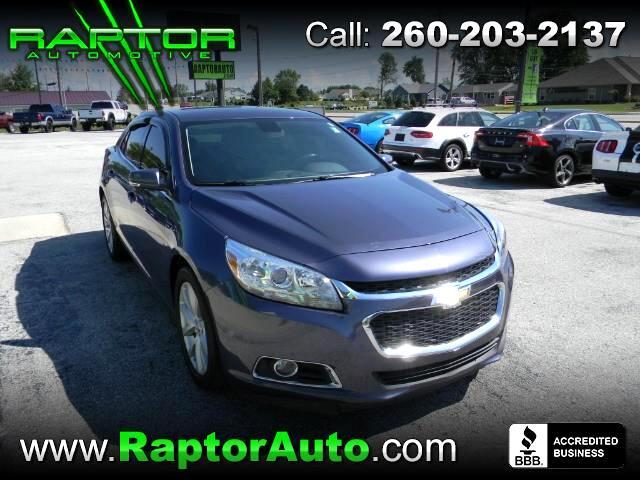 2014 Chevrolet MALIBU 2LT 2LT