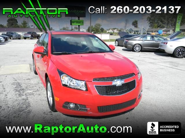2013 Chevrolet Cruze LT RS Package