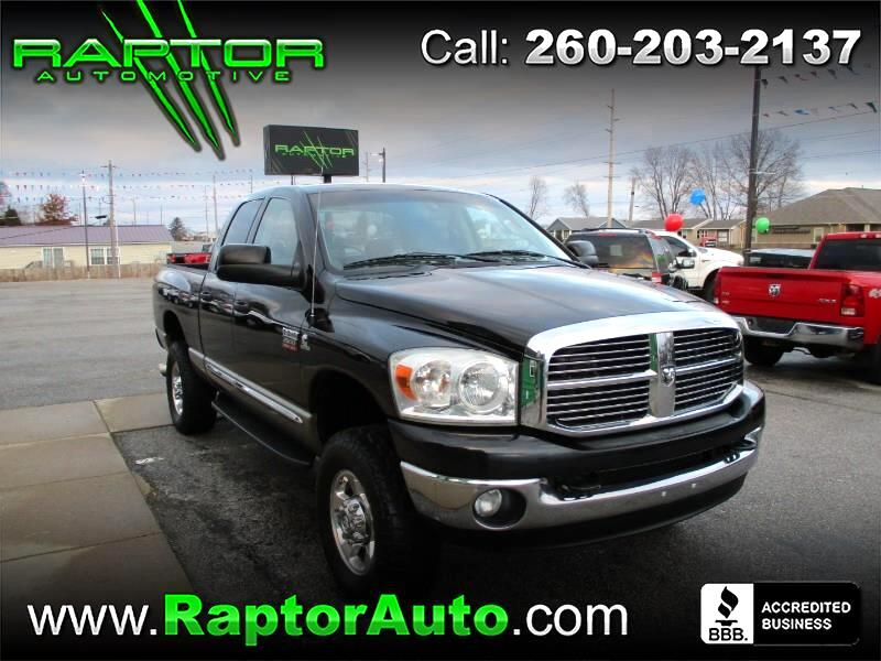 2009 Dodge Ram 2500 SLT CREWCAB BIG HORN 4WD CUMMINS
