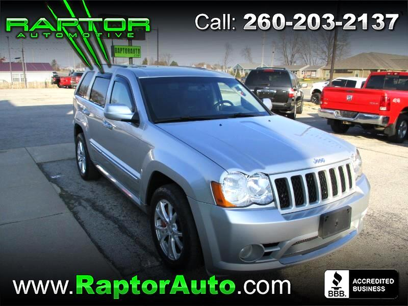 Jeep Grand Cherokee SRT8 2010