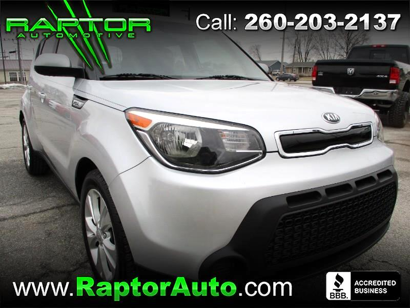 Fort Wayne Kia >> Used 2015 Kia Soul For Sale In Fort Wayne In 46818 Raptor Automotive