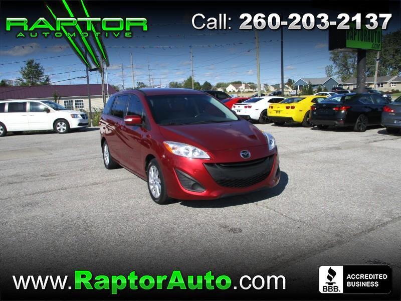 2013 Mazda MAZDA5 Sport AT