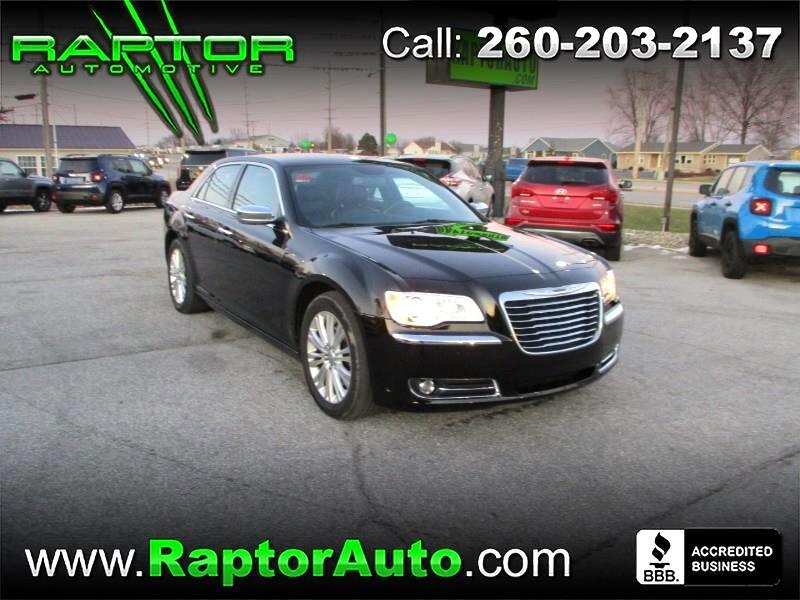 Chrysler 300 C AWD 2013