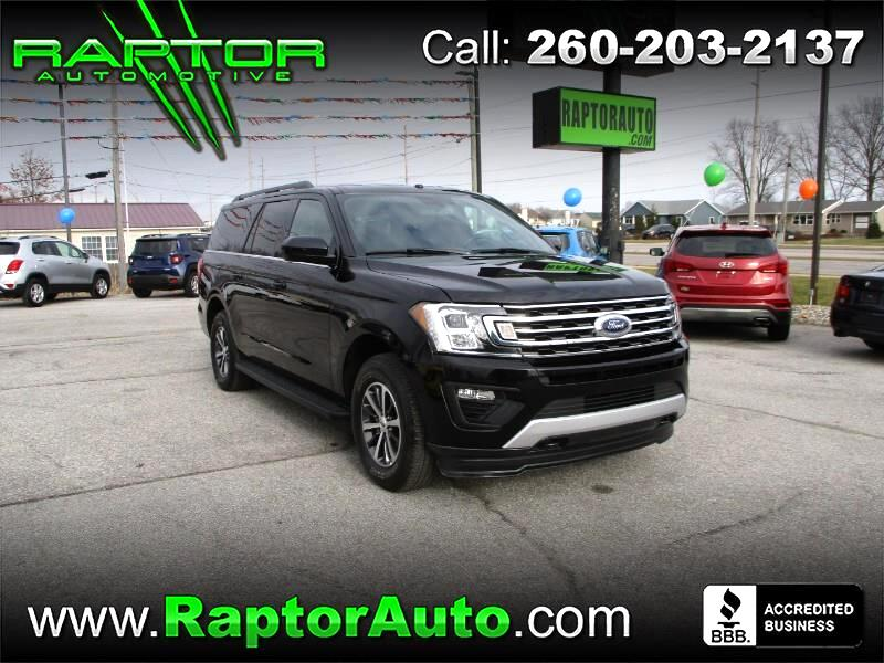 Ford Expedition MAX XLT 4WD 2019