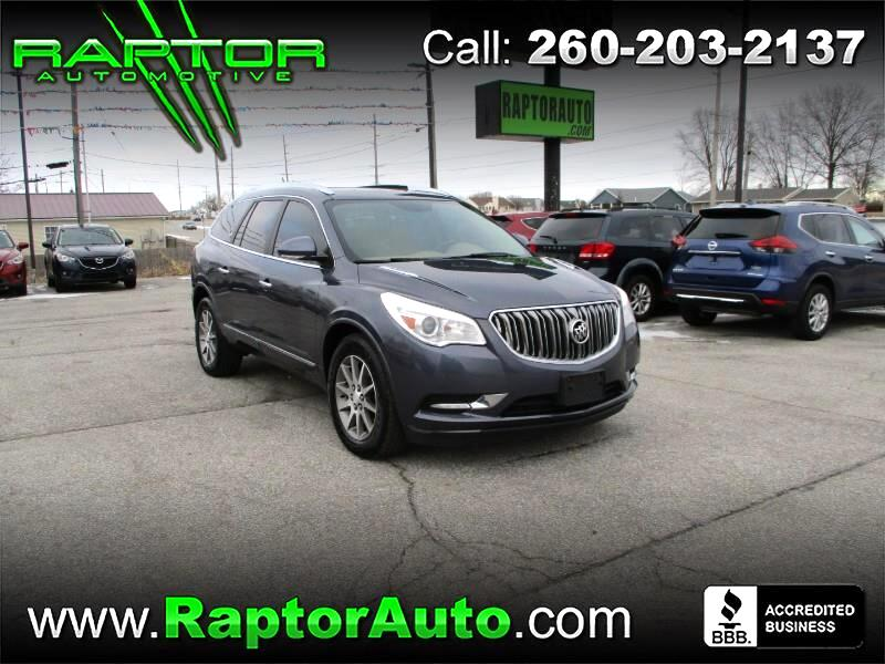 Buick Enclave Leather AWD 2014