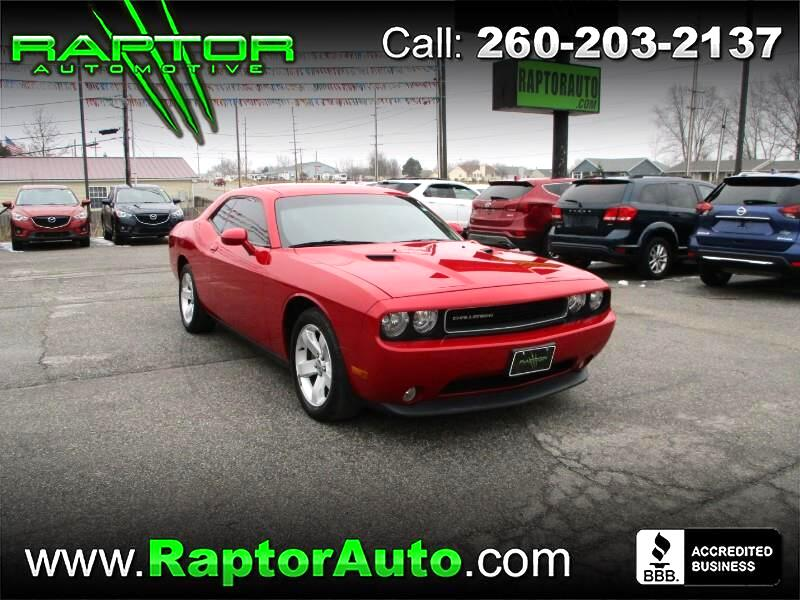 Dodge Challenger SXT Plus 2012
