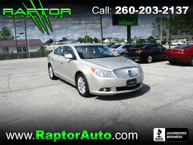 Buick LaCrosse Leather 2012
