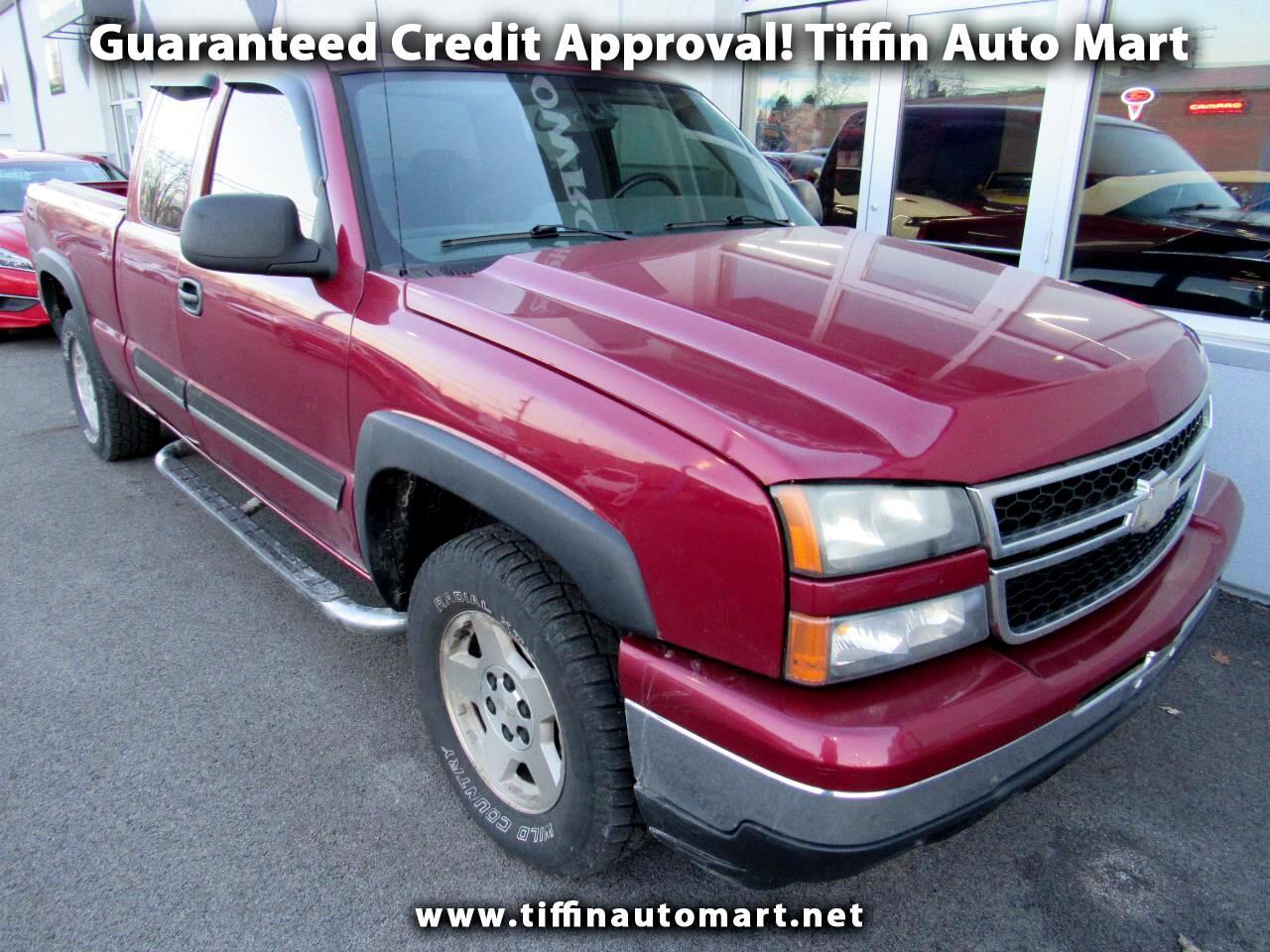 2007 Chevrolet Silverado Classic 1500 LS Ext. Cab 4WD