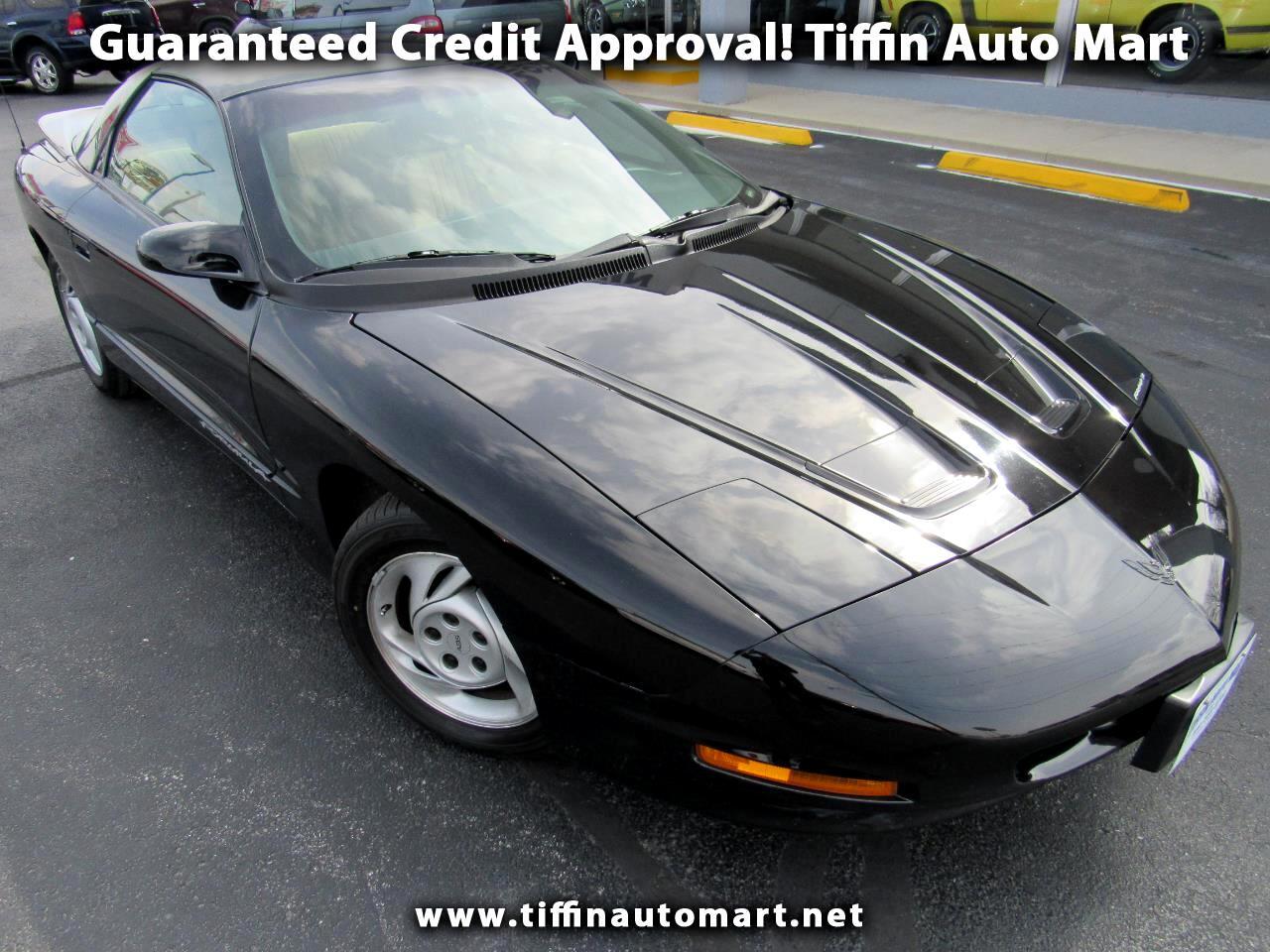 1993 Pontiac Firebird Formula Coupe