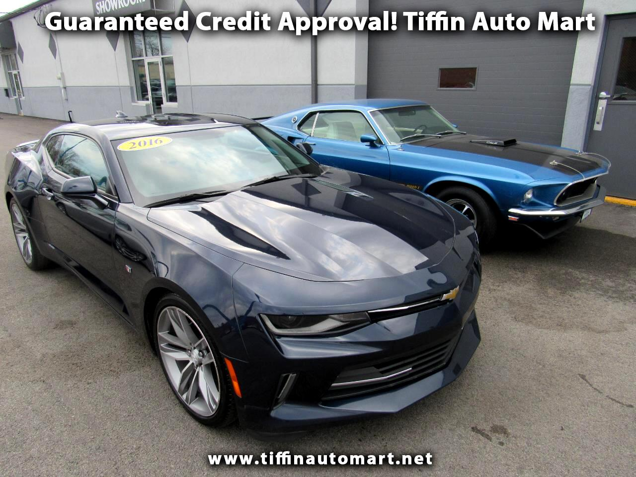 2016 Chevrolet Camaro 2dr Coupe RS