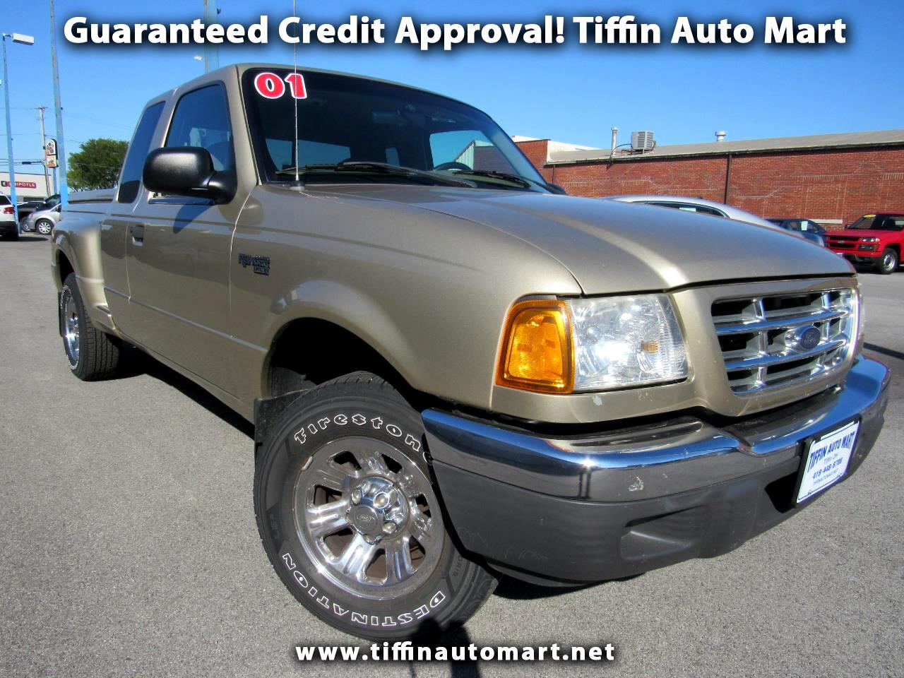 2001 Ford Ranger XLT 2WD SuperCab 6' Box