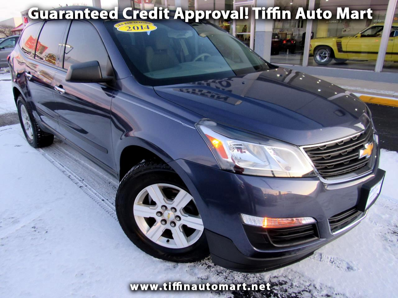 2014 Chevrolet Traverse LS AWD w/PDC